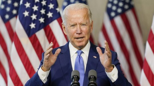 Beberapa Situs Judi Mengunggulkan Joe Biden Menjadi Pemenang Pilpers