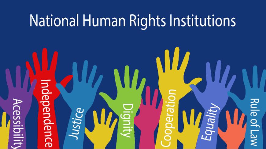 Institusi Hak Asasi Manusia di Amerika Serikat Periode 1776