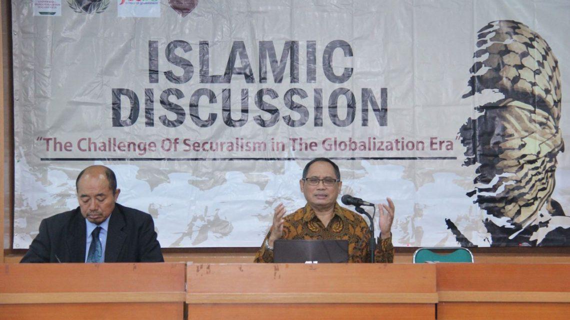 Ajaran HAM Pada Amerika Serikat Merupakan Suatu Bagian Dari Sekularisme