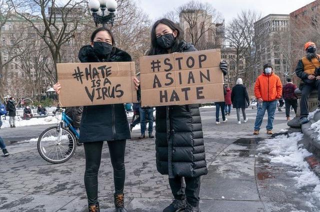 Kasus Asian Hate Pada Amerika Dalam Perspektif HAM